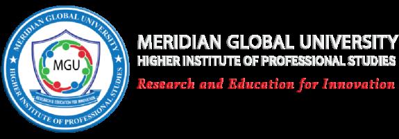 Meridian Global University Online Blackboard